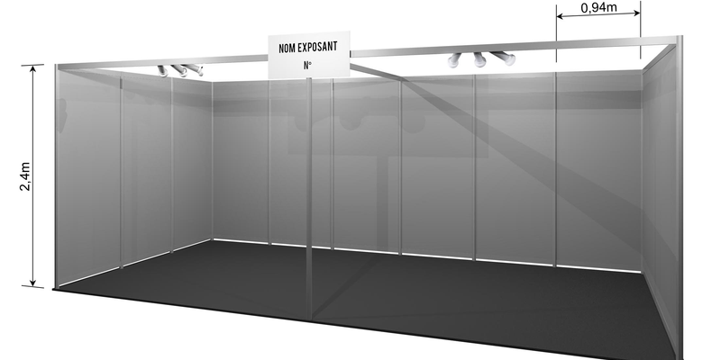 Exhibition Stand Rates : Stands rates cigre technical exhibition
